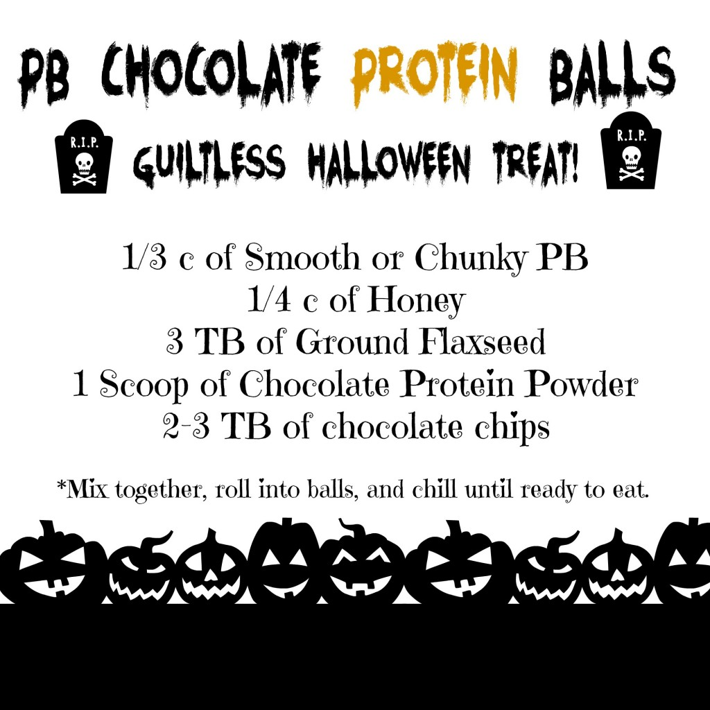 Guiltless Halloween Treat!
